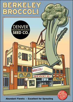Kenny Be Comics Design Art Illustration Denver Neighborhoods, Moving To Denver, Printed Portfolio, Denver Colorado, Main Street, Geography, Design Art, Sailing, The Neighbourhood