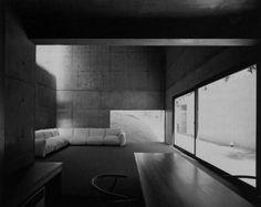 Koshino House by Tadao Ando.
