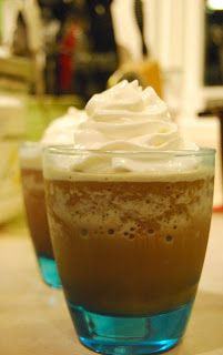 Frozen Hot Chocolate - Little House on the Prairie Living