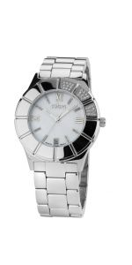 Γυναικείο Ρολόι COBRA με μπρασελέ και πέτρες Watches, Silver, Accessories, Women, Wristwatches, Clocks, Money, Jewelry Accessories, Woman