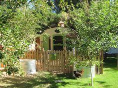 Boho Farm and Home: The Boho Coop