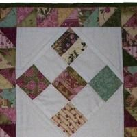 9-Patch Charm Table Runner