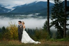 Holy wow... this is a pic from the wedding venue I'm most leaning toward right now... amazing!  Wedding, Washington State, Lewis River, Anderson Lodge