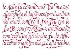 Risultati immagini per lettere bordi e greche stencil