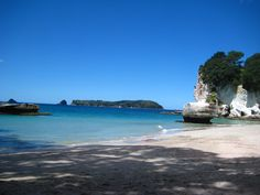 Cathedral Cove, Hahei, Whitianga, New Zealand, october 2010