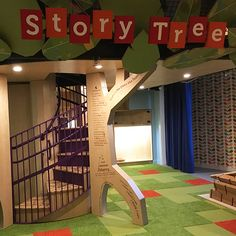 The all new story tree!