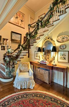 Entry/Foyer from.......Lee's Hideaway: Another Look!