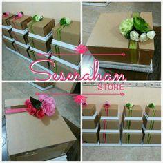 Set box akrilik untuk di sewa Will surabaya dan luar kota More info Line @selfiamaranata | IG @seserahan.store
