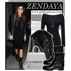 Designer Clothes, Shoes & Bags for Women Givenchy, Valentino, Zendaya, Polyvore Outfits, In Hollywood, My Style, Fashion, Moda, Fashion Styles