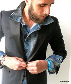 Streeet style man moda hombres estilismo de Adamascada personal shopper
