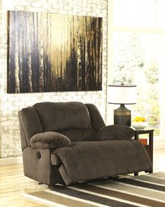 Toletta   Chocolate   Zero Wall Wide Seat Recliner By Signature Design By  Ashley. Get Your Toletta   Chocolate   Zero Wall Wide Seat Recliner At  Affordable ...
