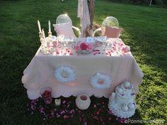 La table des mariés  www.pommegrenade.net