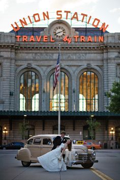 Union Station ~ Denver, Colorado