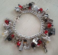 I Love New York Charm Bracelet by MistressJennie on Etsy, $60.00