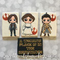 Star Wars Ladies