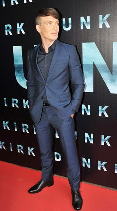 Cillian Murphy - 'Dunkirk' Premiere in Dublin 17 July 2017 Peaky Blinders Thomas, Cillian Murphy Peaky Blinders, Beautiful Boys, Gorgeous Men, Dunkirk Premiere, Hot Actors, Irish Men, Jamie Dornan, Poses