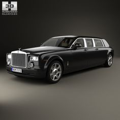Rolls-Royce Phantom Mutec 3d model from Humster3D.com