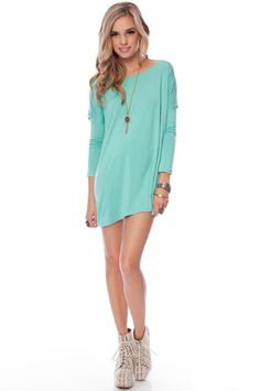 Tunic top - great with leggings