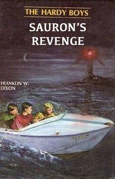 Sauron's Revenge from Revised Children's Books