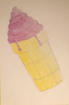Ice cream... Yummy!
