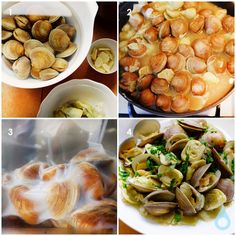 How to Make Sous Vide White Wine Clams and Artichokes | Nomiku
