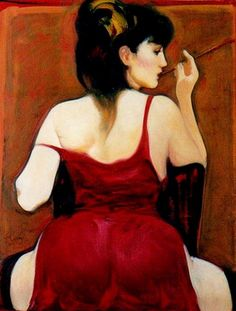 Paul Laurenzi, France2 Not entirely sure what I like about this, but I think that it's because I find her absolutely beautiful & she's got meat on her like me! Stunning skill