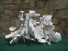 Tim Scott and Robin Greenwood discuss Abstract Sculpture Modern Sculpture, Abstract Sculpture, Tim Scott, Modern Contemporary, Robin, Sculptures, Artwork, Bridge, Work Of Art