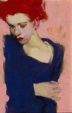 Milt Kobayashi (oil on canvas)