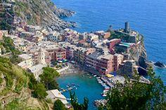 Hiking Cinque Terre, Italy | Gray Malin