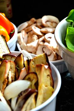 Lemon Coconut Eggplant Fries | TheHealthyApple.com | #glutenfree #vegan #healthysnacks #snacks #eggplant #fries