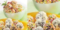 Choco balls - Tabloid Nakita