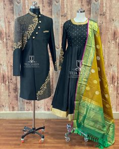 Indian Men Fashion, Big Men Fashion, Mens Fashion Suits, Fashion Line, Royal Fashion, Mens Suits, Wedding Kurta For Men, Wedding Dresses Men Indian, Saree Wedding