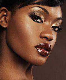 Stunning #makeup
