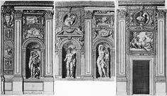 Afbeeldingsresultaat voor galerij palazzo farnese