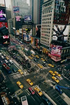 Nyc, Time Square
