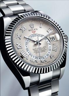 Vous allez-vous battre pour cette Rolex. // www.leasyluxe.com #rolex #beautiful #leasyluxe