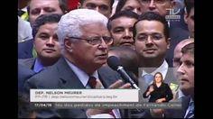 """Os votos """"sim"""" para o golpe de Dilma e """"não"""" para a cassação de Cunha"""