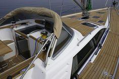 On Board der Sunbeam 53.2 #yacht