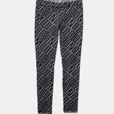Women's Under Armour Favourite All-Over Word Mark Legging