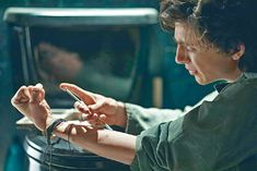 Timothée Chalamet in Beautiful Boy, 2018 Movies For Boys, Good Movies, Movies Showing, Movies And Tv Shows, Film Inspiration, Film Aesthetic, Series Movies, American Actors, Handsome Boys