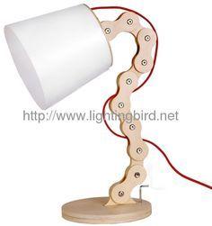 wooden lamp desk lamp Fine wooden lamp Home wood lamp