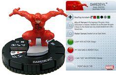 Daredevil #015 Deadpool Booster Set Marvel HeroClix