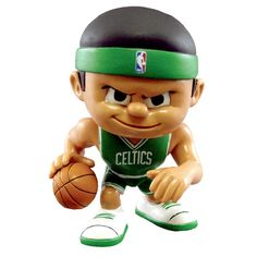 Boston Celtics NBA Lil Teammates Vinyl Defender Sports Figure