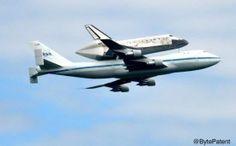 Enterprise in NYC skies delayed.