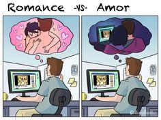 No, la pasión no es lo mismo que el amor.