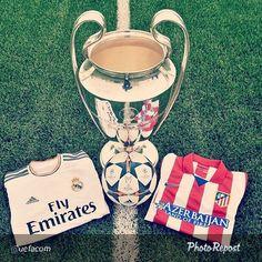 #realmadrid #atleticomadrid #champions #ucl #final