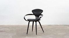 Norman Cherner Armchairs