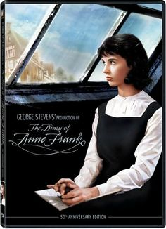 Don't miss the The Diary of Anne Frank (1959) movie! #annefrank #history