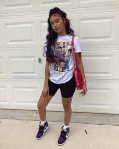 21 Best Jordan 1 Court Purple Outfits Images Purple Outfits