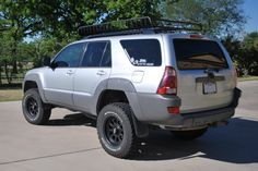 Modified 4th generation Toyota 4Runner